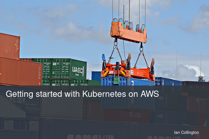 Getting started with Kubernetes on AWS